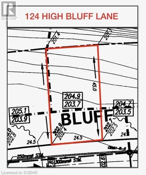 124 HIGH BLUFF LANE